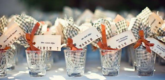 Wedding Favour Ideas 2015 : HELP, je ne trouve pas de cadeaux pour mes invites: 30 idees chic et ...